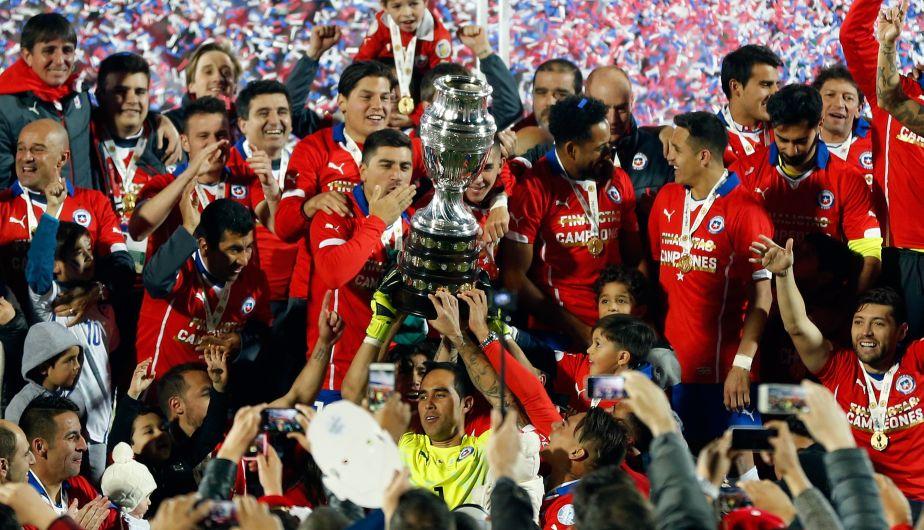 Copa América Centenario Chile Argentina