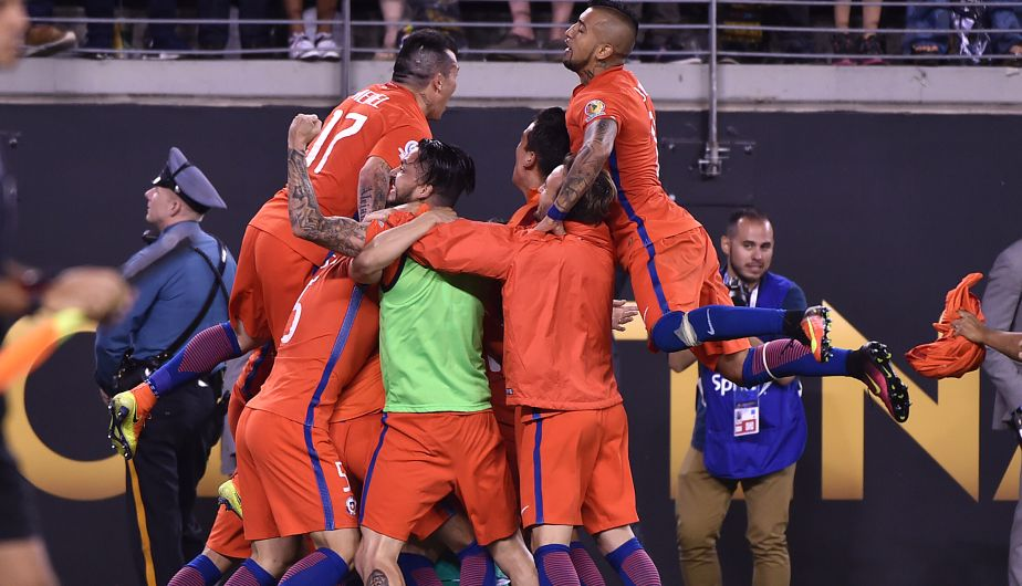 Chile venció a Argentina en tanda de penales y es el campeón de la Copa América Centenario [Fotos y video]