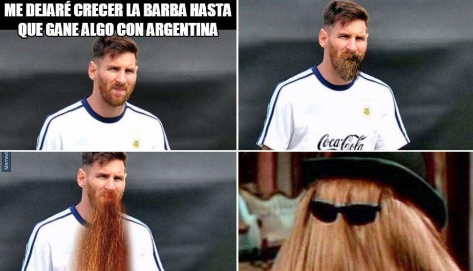 Estos son los memes que se burlan de la derrota de Argentina en la final de la Copa América
