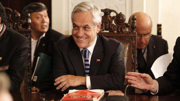 Según la biografía que escribió el escritor chileno Manuel Salazar sobre Sebastián Piñera, su tatarabuelo nació en Lima a finales del siglo XIX. (Difusión)