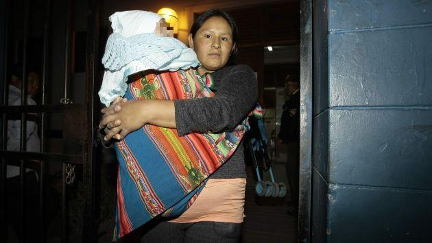 Confirman que bebé fue cambiado en el hospital Honorio Delgado, en Arequipa. (Perú21)