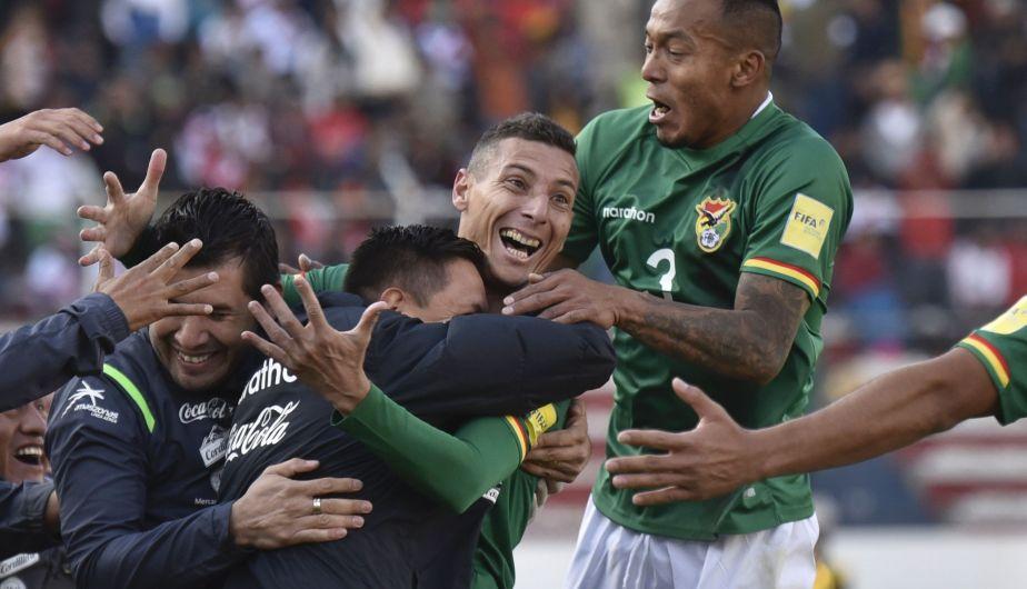Perú cayó 2-0 ante Bolivia y el sueño mundialista está cada vez más lejano [Fotos]