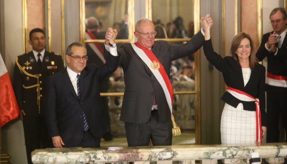 Marilú Martens juró como nueva ministra de Educación en reemplazo de Jaime Saavedra