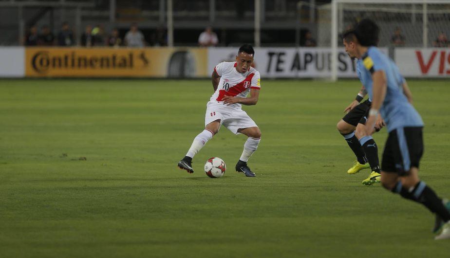 Perú derrotó 2-1 a Uruguay y despierta la ilusión por las Eliminatorias Rusia 2018
